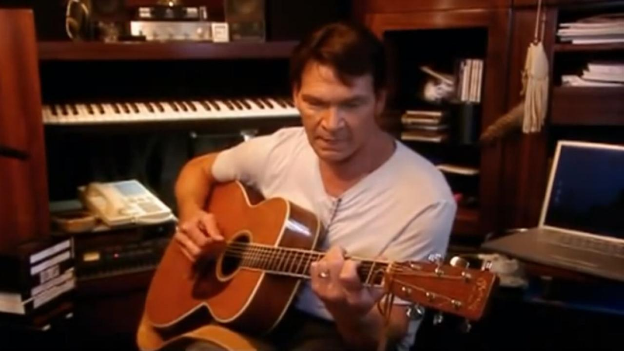Patrick Swayze talks about the meaning behind 'She's like ...