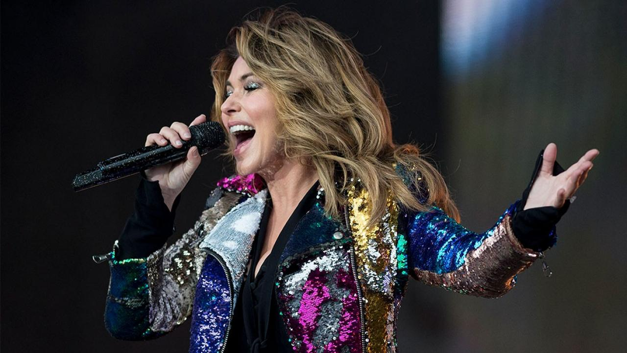 Shania twain releases new song ahead of her first album in for First house music song