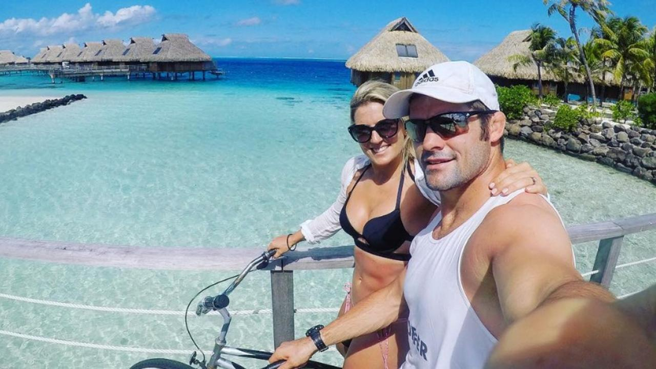 Richie Mccaw S Wife Shares Adorable Photos From Their Holiday