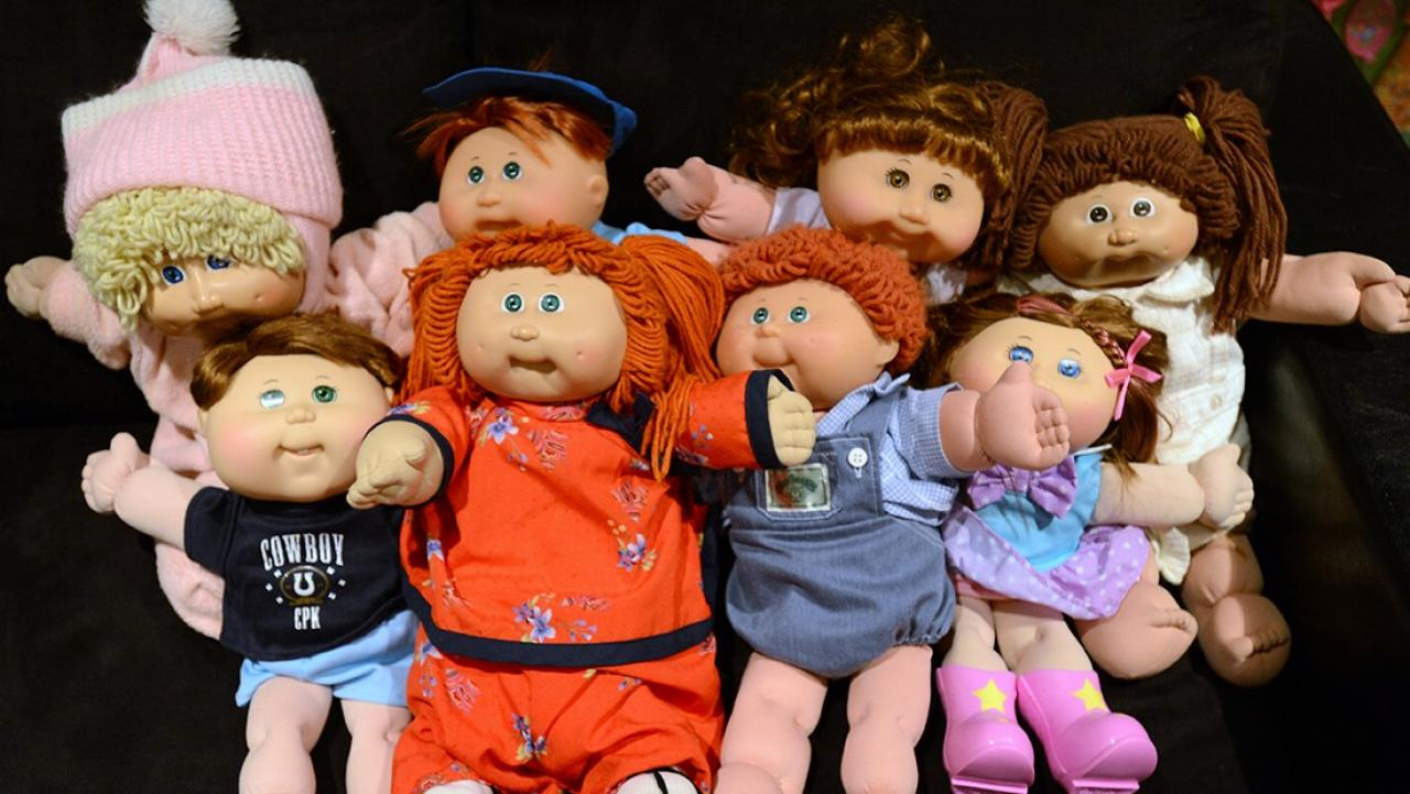 Your Old Cabbage Patch Doll Could Be Worth Thousands Of Dollars