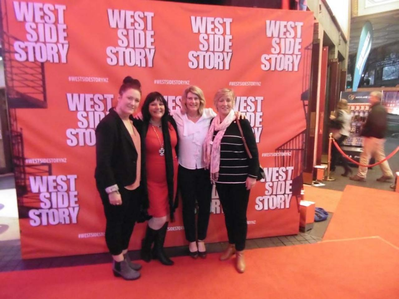 west side story premiere