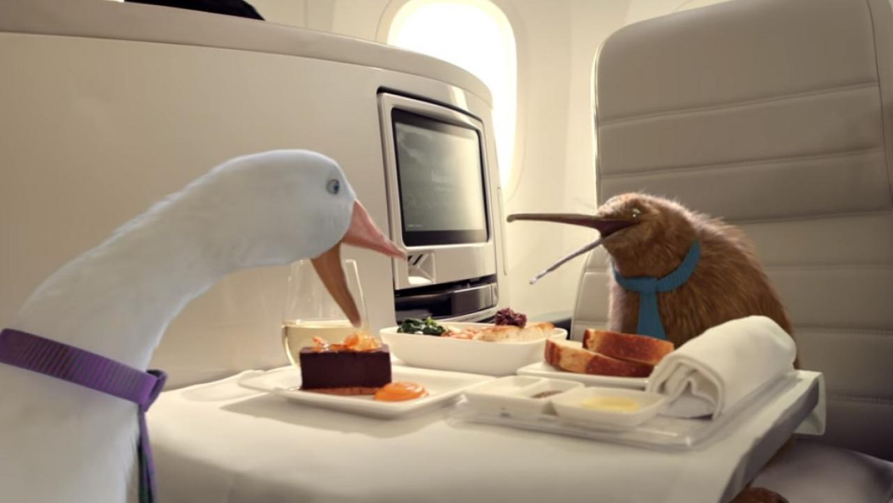 Sam Neill Stars As A Kiwi In Clever New Air New Zealand Ad